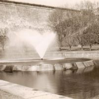 Fountain at Wachusett Dam, Клинтон