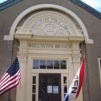 Thomas Crane Public Library - Wollaston Branch, Куинси