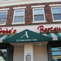 Alfredos Restaurant Sign (Quincy MA), Куинси