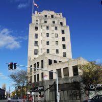 Bank of America Building (Quincy MA), Куинси