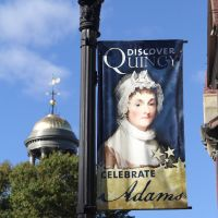 Abigail Adams Banner (Quincy MA), Куинси