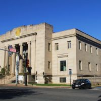 Masonic Temple, Quincy MA (1926), Куинси