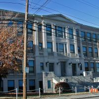 Quincy High School MA, Куинси