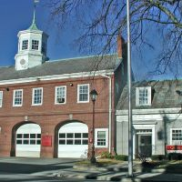Quincy MA Fire Department, Куинси