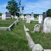 Birmingham Gravestone, St. Marys Cemetery, Milford, MA, Лейкестер