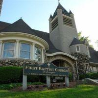 First Baptist Church - Lexington, MA, Лексингтон