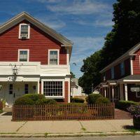 Businesses on Massachusetts Avenue - Lexington, MA, Лексингтон