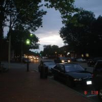 Lexington, Massachusetts at evening, Лексингтон