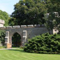 Entrance to Croft Castle Leominster, Леоминстер