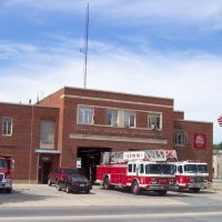 Lynn Fire Station 3 HQ, Линн