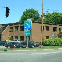 Office Building at intersection of Salem Street & Audubon Road - Lynnfield, MA, Линнфилд