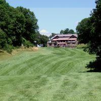 Gannon Golf Course Clubhouse, Линнфилд