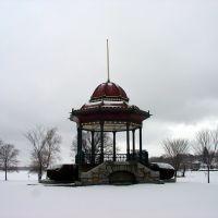Wakefield Bandstand, Wakefield, Massachusetts, USA, Линнфилд