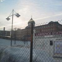 Lawrence MBTA Station, Лоуренс