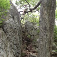 Climbing Black Rocks, Малден