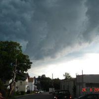 Storm on the way Marlboro MA, Марлборо