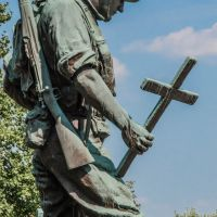 Soldiers Cross, Марлборо