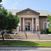 Marlborough Public Library 2, Марлборо