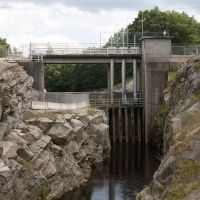 West Hill Dam Water Flow Control Station, Метуэн