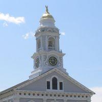 Milford Town Hall Dome, Метуэн