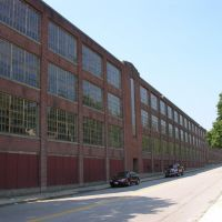 The Draper Corp. Mill, Hopedale MA, Метуэн