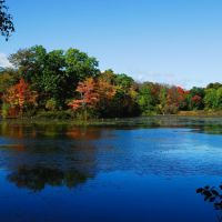 Louisa Lake (Autumn), Метуэн