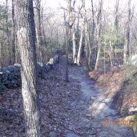 goat hill path, Метуэн