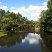 Providence & Worcester Railroad Bridge, Метуэн