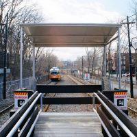 Butler station, Dorchester, MA, Милтон