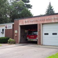 Natick Fire North Station (3), Натик