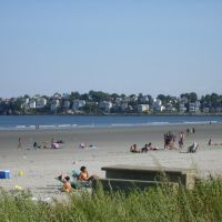 nahant from lynn/nahant beach, ma, Нахант