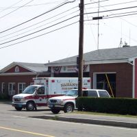 Nahant Fire Station 1 HQ, Нахант