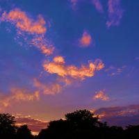 Nahant MA sky, Нахант