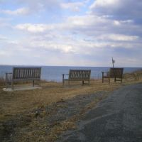 Benches at East Point, Нахант
