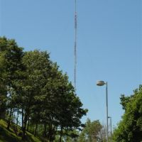 Mile High TV Tower - Needham, MA, Нидхам