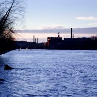 Chilly Evening by the Merrimack, Lawrence, Норт-Андовер