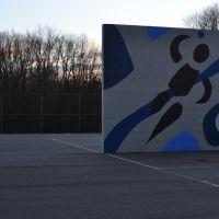 Tennis Mural, Норт-Андовер