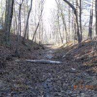 old dried up blackstone canal, Норт-Дигтон
