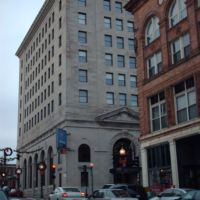 Webster Bank Downtown New Bedford, Нью-Бедфорд