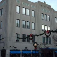 Art Deco New Bedford, Нью-Бедфорд