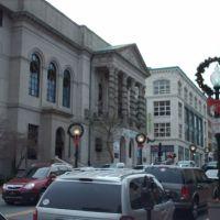 Downtown New Bedford/ Ocean Explorium, Нью-Бедфорд