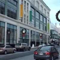 UMass Art Gallery/ Star Store, Нью-Бедфорд