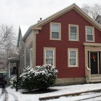JA-D 00004561 - Bedford Street / New Bedford, Нью-Бедфорд