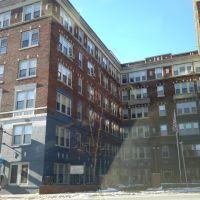 Roosevelt Apartments, Нью-Бедфорд