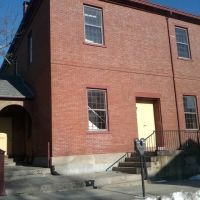 Quaker Church, eh em Friends Meeting House, Нью-Бедфорд