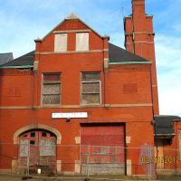 Fire Station Five North Elevation, Нью-Бедфорд