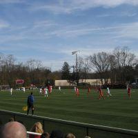 Soccer on Newton Field, Ньютон