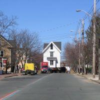 Washington Street, Peabody, Пибоди