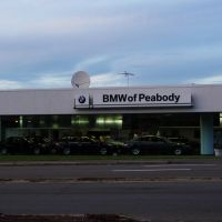 BMW of Peabody, Пибоди