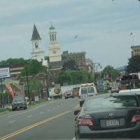 Downtown Pittsfield, Питтсфилд